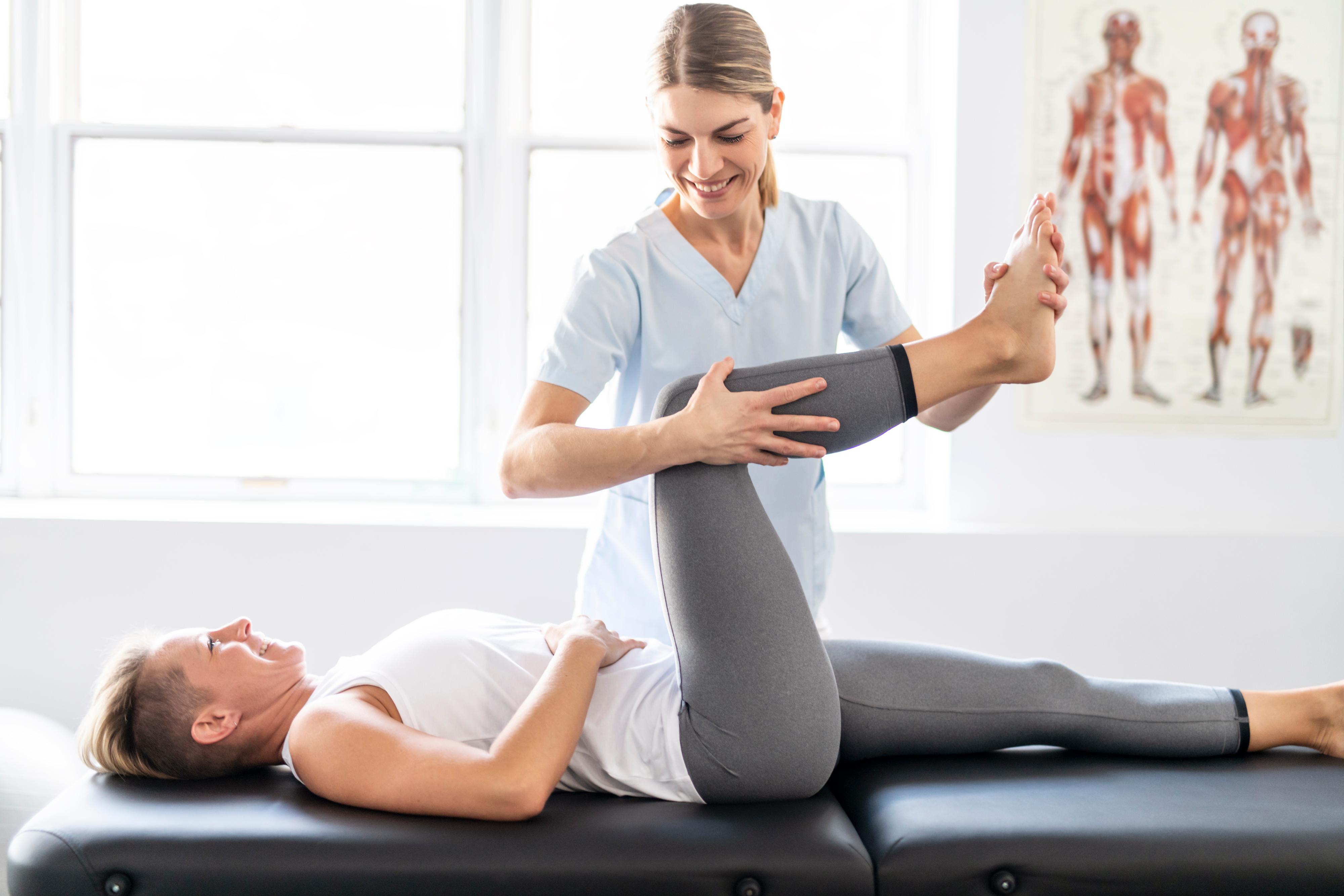 Perineal rehabilitation